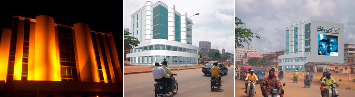 MTN Head Office Building Benin